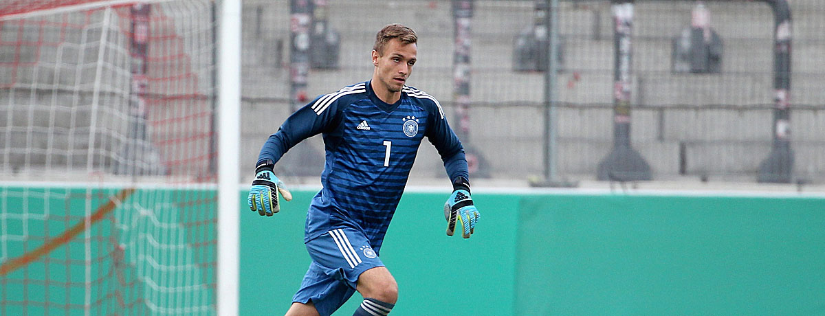 Bayern Torwart Talent