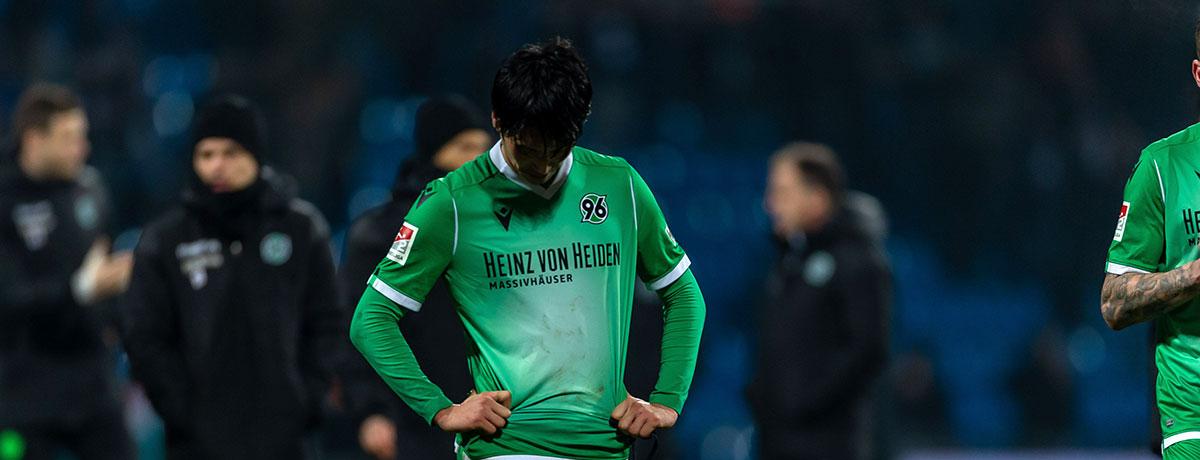 Hannover 96: Das Chaos wird zum Normalzustand