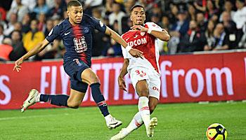 Paris St. Germain – AS Monaco: Viel spricht für ein Fußballfest