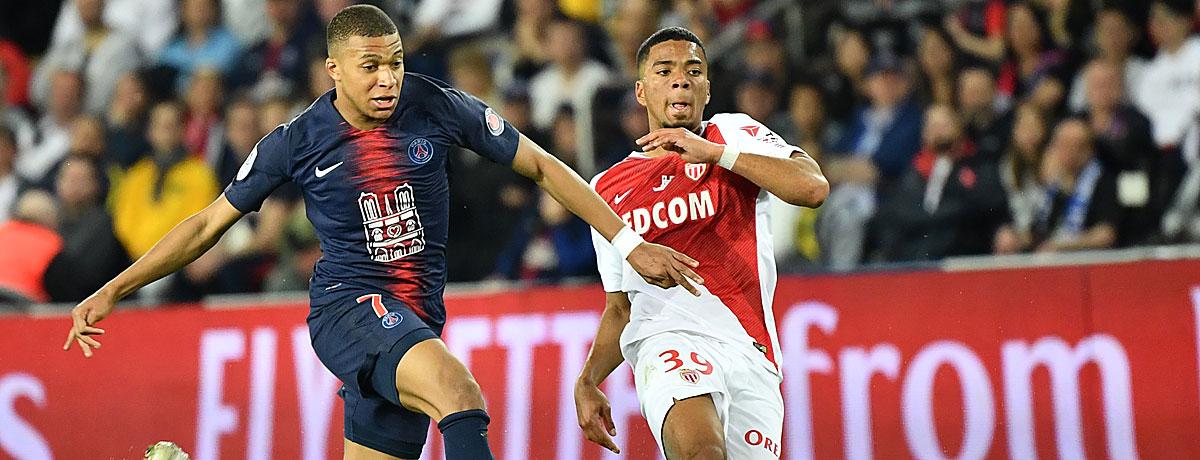 Paris St. Germain - AS Monaco: Viel spricht für ein Fußballfest