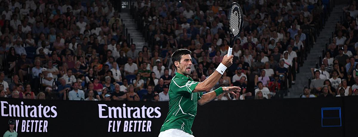 Australian Open 2020: Gelingt Djokovic der 8. Streich?