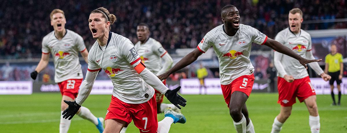 RB Leipzig: Die Bullen wollen Meister werden!