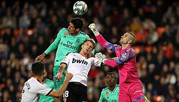 FC Valencia – Real Madrid: Wer zieht ins Supercopa-Finale ein?