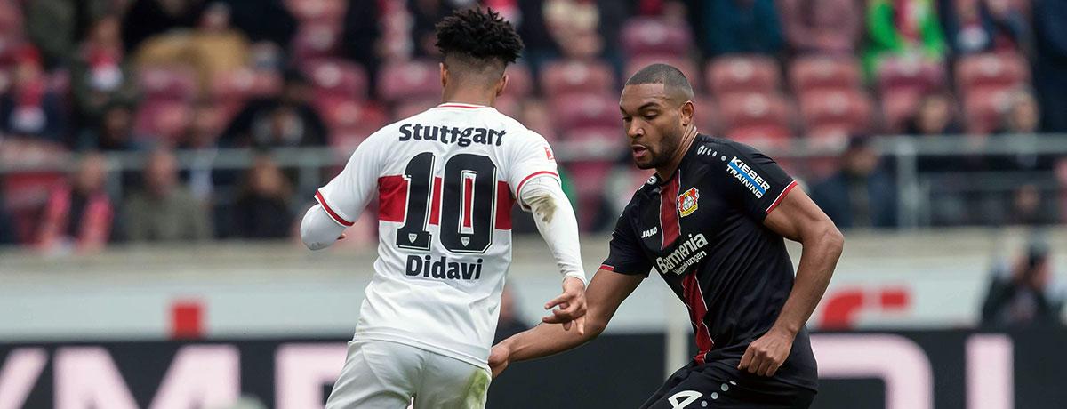 VfB Stuttgart - Bayer Leverkusen: Schwaben lechzen nach Heimerfolg über Werkself