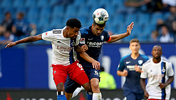 VfL Bochum – HSV: Torarme Vergangenheit