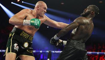 Tyson Fury vs. Deontay Wilder: Eine heikle Box-Trilogie