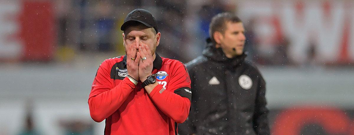 SC Paderborn: In diesen Spielen wurden Punkte für den Klassenerhalt verschenkt