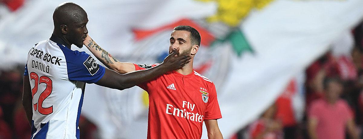 FC Porto - Benfica Lissabon: Die Gastgeber sind zum Siegen verdammt