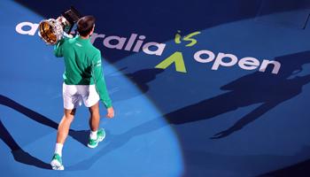 Novak Djokovic: Erneute Jagd auf den Golden Slam