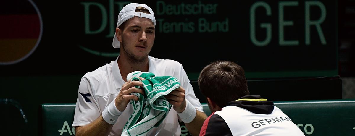 Davis Cup: Deutsches Aufgebot ohne Zverev