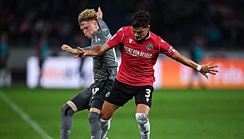 Abstieg in Liga 3: Werden 2 Absteiger weiter durchgereicht?