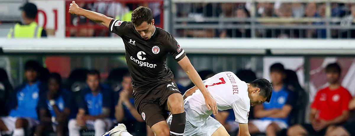 Holstein Kiel - FC St. Pauli: Eine lohnenswerte Auswärtsfahrt
