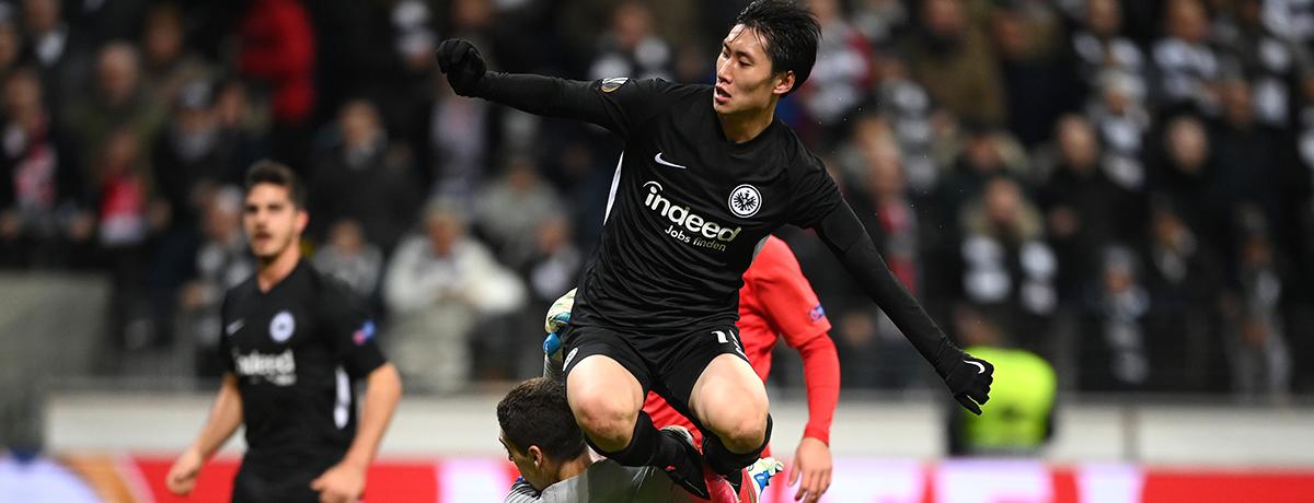 Eintracht Frankfurt: Platzt Kamadas Knoten in der Bundesliga?