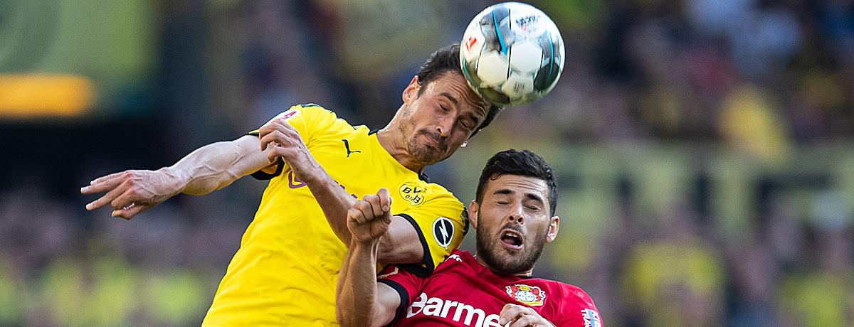 Bayer Leverkusen - BVB: Dieses Duell verspricht Tore satt