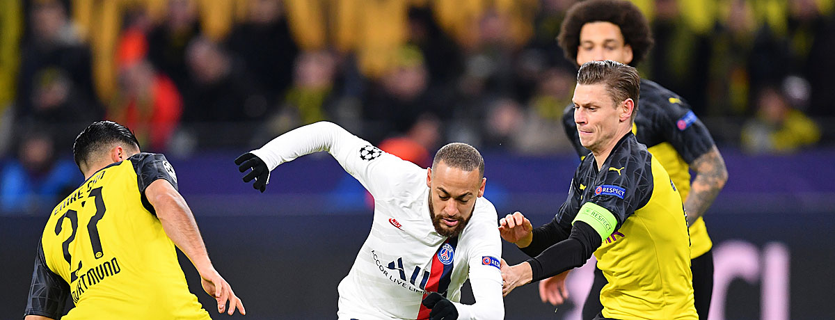 Paris St. Germain - BVB: Neymar und Co. Sinnen auf Revanche