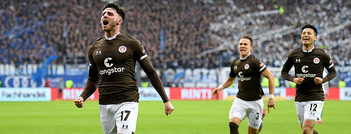 Hamburg-Derby: FC St. Pauli schreibt Geschichte
