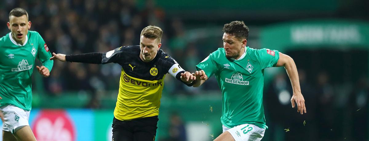 Borussia Dortmund: Ausfall von Marco Reus ist zu verschmerzen