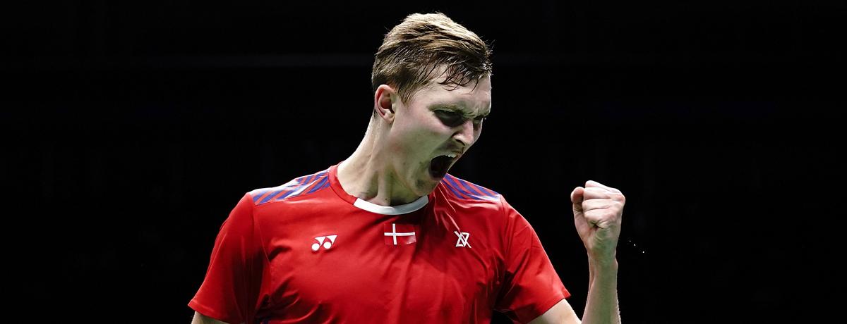 Badminton Spain Masters: Axelsen auf dem Weg zur Titelverteidigung