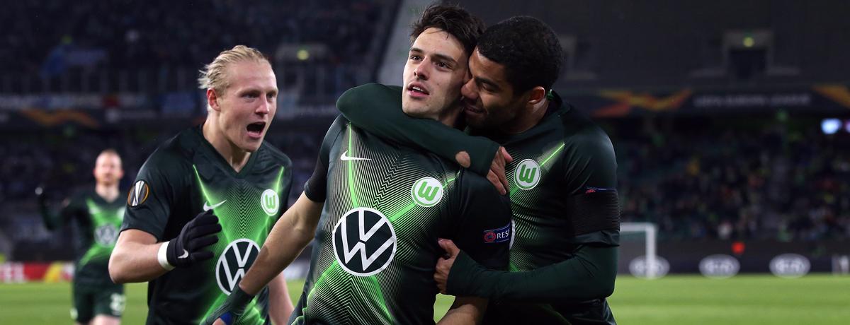 Malmö FF - VfL Wolfsburg: Gute Ausgangslage fürs Achtelfinale