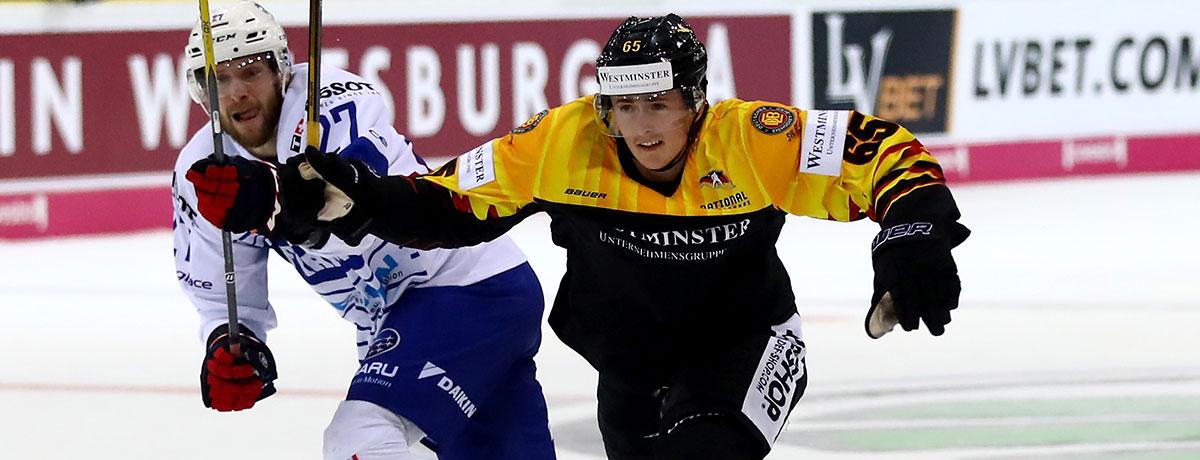 NHL: Michaelis schafft den Sprung in die beste Eishockey-Liga der Welt