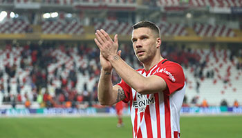 Süper Lig: Podolski führt Antalyaspor aus der Krise