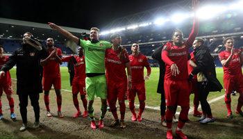 Die 5 besten Spiele von Bayer Leverkusen gegen britische Klubs
