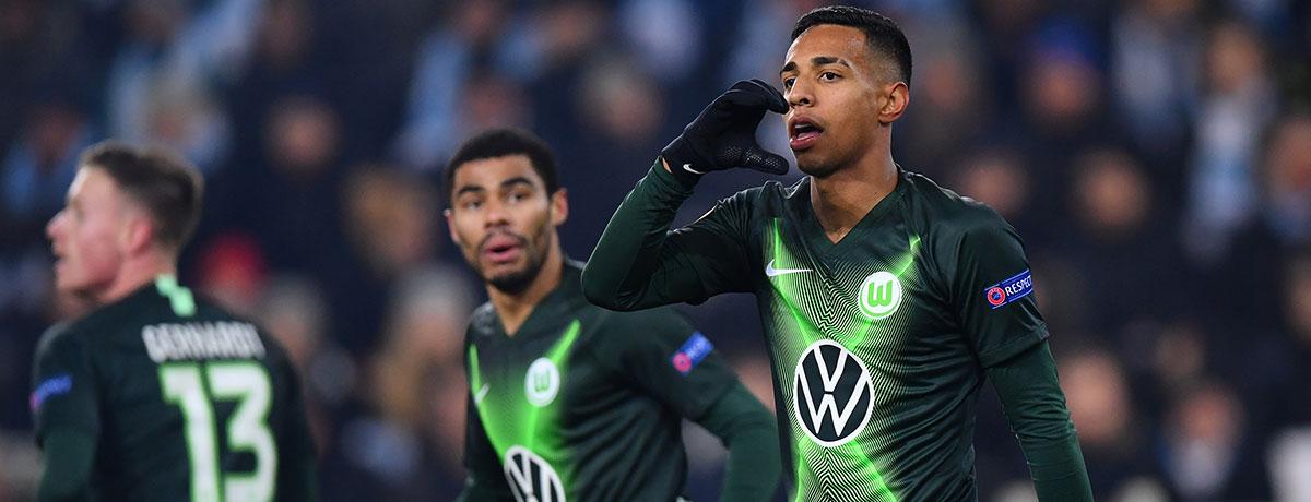 VfL Wolfsburg - Schachtar Donzek: Schlägt Klasse die Erfahrung?