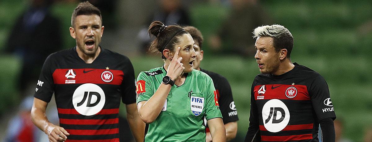 A-League Australien: Down Under spielt Fußball in COVID-19-Zeiten
