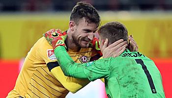 Dynamo Dresden – Erzgebirge Aue: Diese Punkte machen der SGD Mut