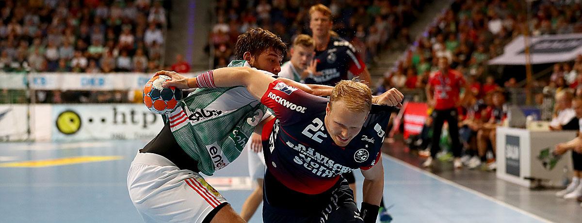 HBL-Topspiel: Stolpert Flensburg-Handewitt gegen Hannover?