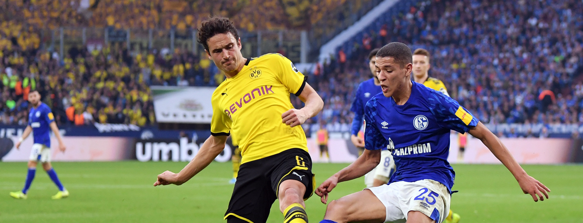 BVB - Schalke 04: Schwarz-Gelb hat 2 offene Rechnungen
