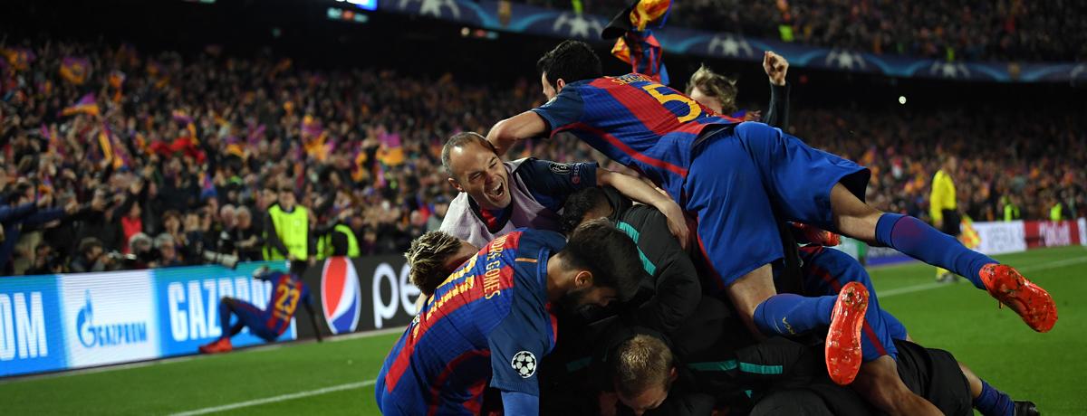 Champions League: Geschichtsträchtige Achtelfinalpartien