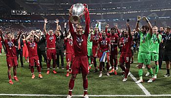 Das sind die Quoten auf den Champions League Sieger
