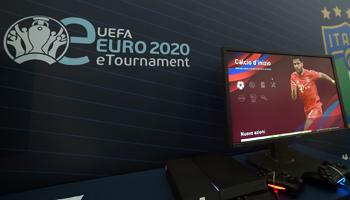 eEuro 2020: Der Europameister wird an der Konsole ausgespielt