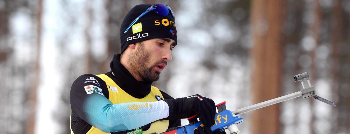Martin Fourcade: Einer der erfolgreichsten Biathleten sagt au revoir