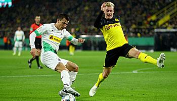 BVB – Borussia Mönchengladbach: Topspiel mit gewohntem Ausgang?