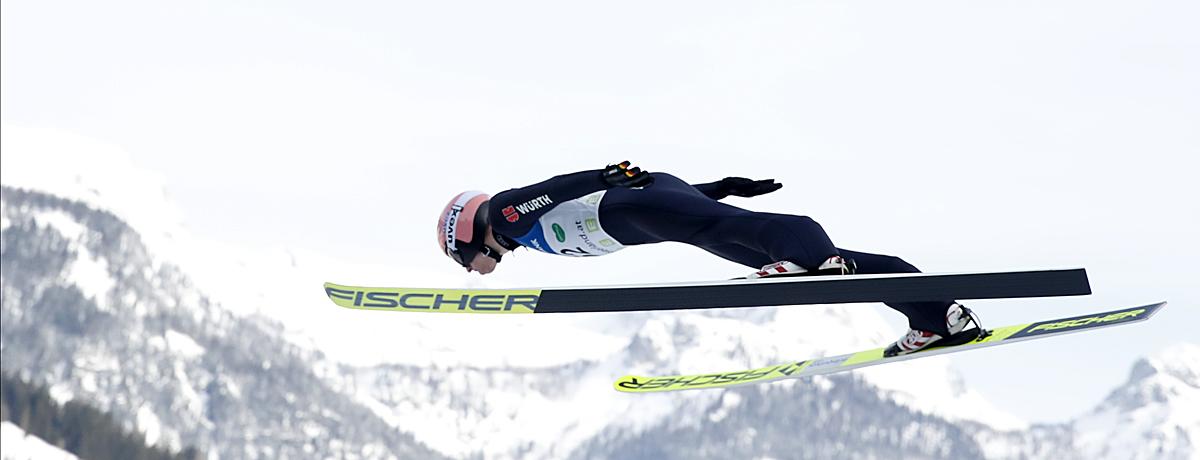 Skispringen: Start der Raw-Air-Tour am Holmenkollbakken
