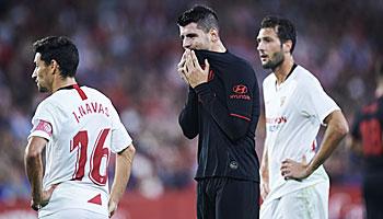 Atletico Madrid – FC Sevilla: Heim- gegen Auswärtsstärke