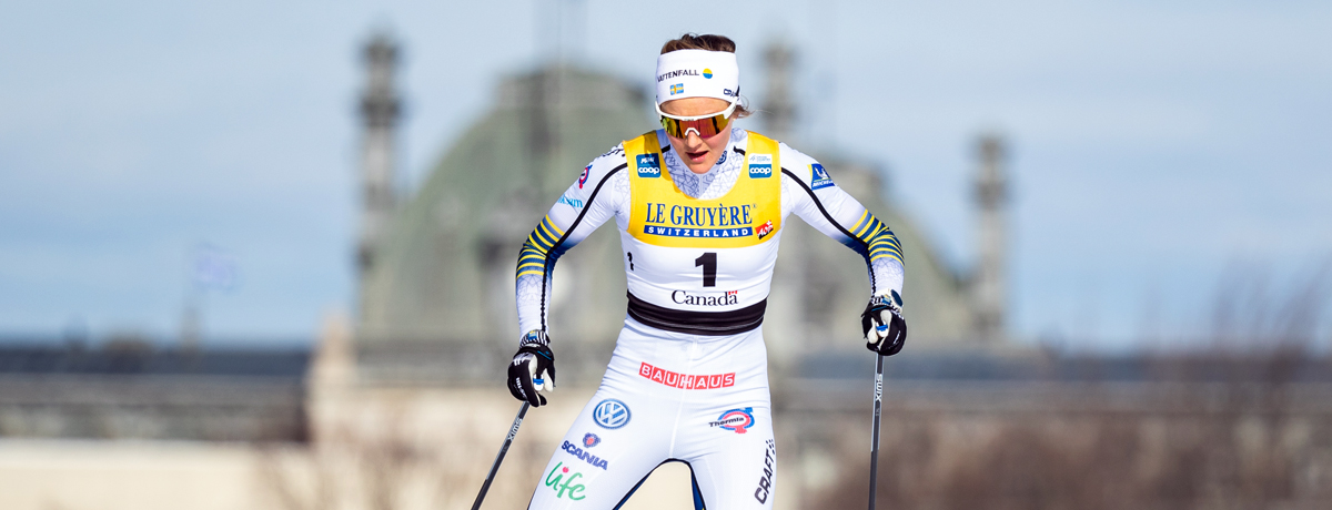 Stina Nilsson: Eine weitere Langläuferin wechselt zum Biathlon