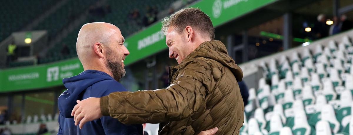 Bundesliga: Diese Trainer bewiesen ein goldenes Händchen