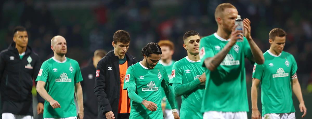 Werder Bremen: Die Gründe für den Absturz