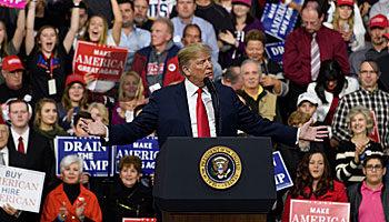 US-Präsidentschaftswahl Wetten: Trump und Biden auf Augenhöhe