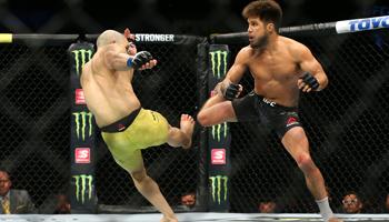 UFC 249: Sonne, Strand und Fights in der Corona-Enklave