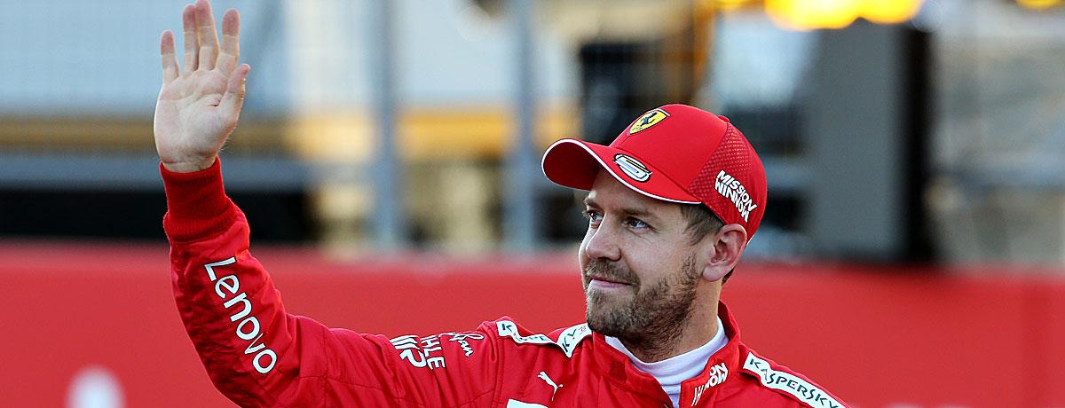 Ferrari: Gründe für einen Verbleib von Sebastian Vettel