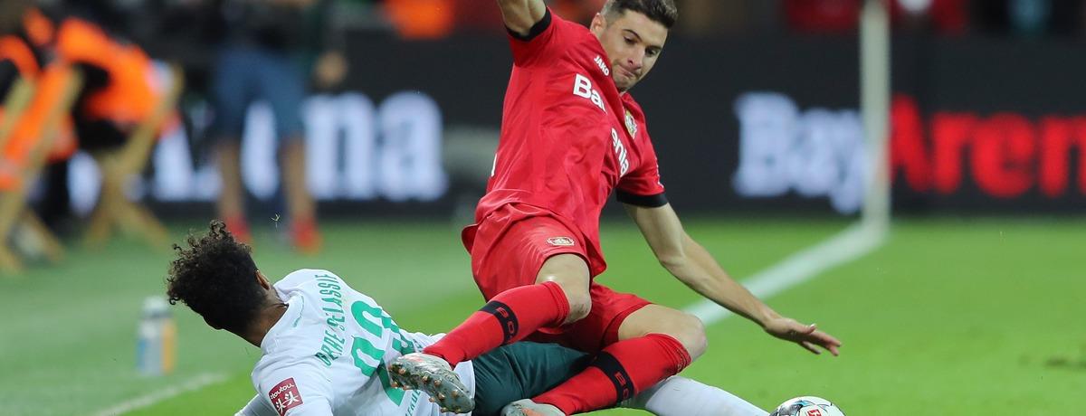 Werder Bremen - Bayer Leverkusen: Stürmische Endspiel-Wochen an der Weser