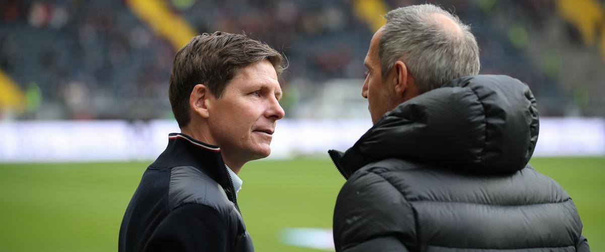 Oliver Glasner Adi Hütter Österreichische Bundesliga-Trainer