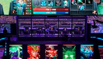 Competitive Gaming: Kennst du die Top 5 E-Sports-Titel?