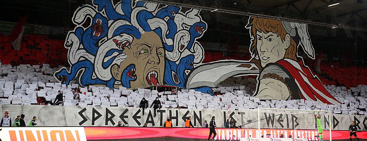 Berlin-Derby Union gegen Hertha 2019/20