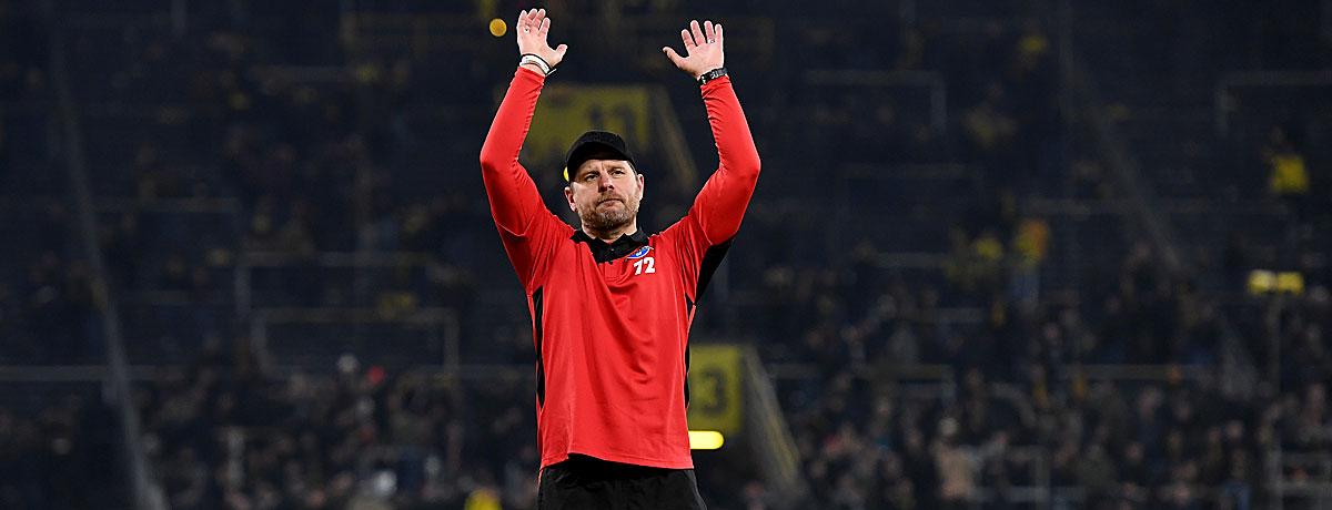 Steffen Baumgart SC Paderborn