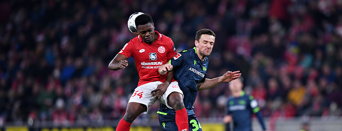 Union Berlin - FSV Mainz 05 Bundesliga 2019/20
